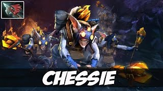 Chessie 7300 MMR Plays Meepo with Hurricane pike - Dota 2