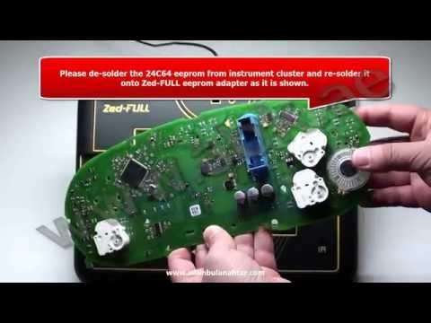 """www.abkeys.com"" VW 2013+ All Keys Lost Key Programming NEC UDS VDO 24C64 By Zed Full programmer"
