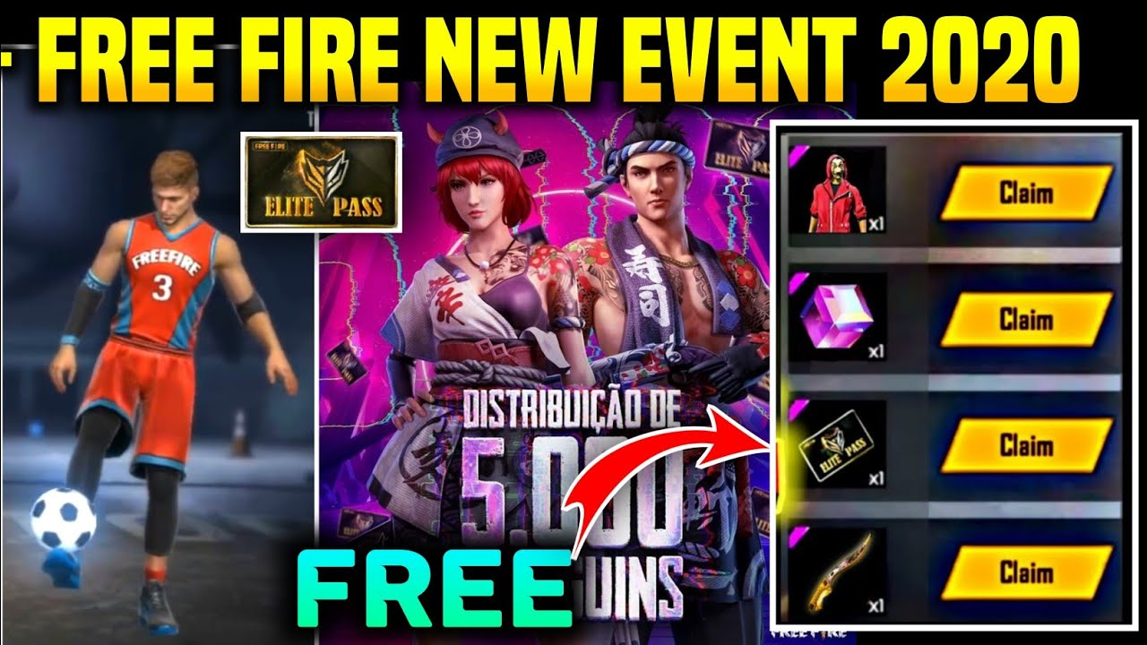 FREE ELITE PASS IN FREE FIRE || NEXT TOPUP EVENT & UPCOMING BUNDLES || FREE FIRE NEW EVENT 2020