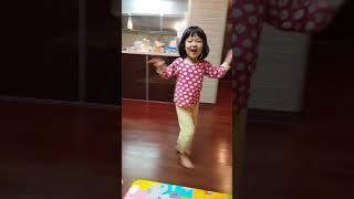 서현이의 꽃게춤