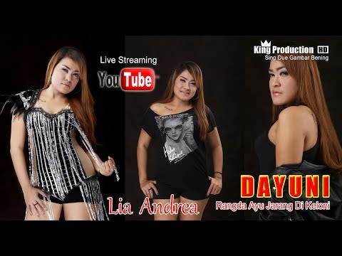 Live Music Lia Andrea Dayuni Desa Jagapura Gegesik Cirebon BAagian Malam