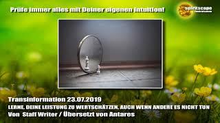 LERNE, DEINE LEISTUNG ZU WERTSCHÄTZEN, AUCH WENN ANDERE ES NICHT TUN - Transinformation.net