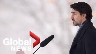 Coronavirus outbreak: Trudeau announces Canada to spend $192M on developing COVID-19 vaccine