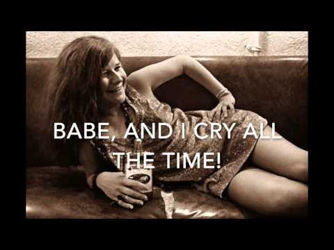 Piece of my heart - Janis Joplin Karaoke lower key (-2)