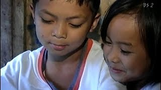 武装闘争の続くフィリピンで、家族と離れて街で出稼ぎをする幼い兄妹(1...