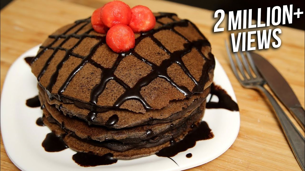 Image result for chocolate pancake