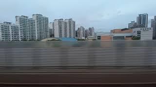 부산 도시철도 1호선 미쯔비시 사이리스터 쵸퍼 명륜~동…