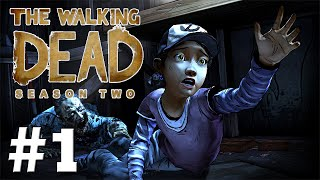 "The Walking Dead: Season 2 (EP.2) [#1] ""Ucinamy noge"""