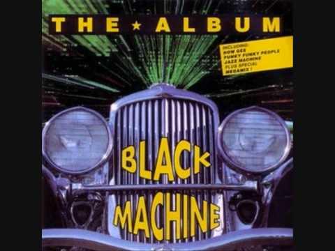 Black Machine - Let's Go (incl. megamix)
