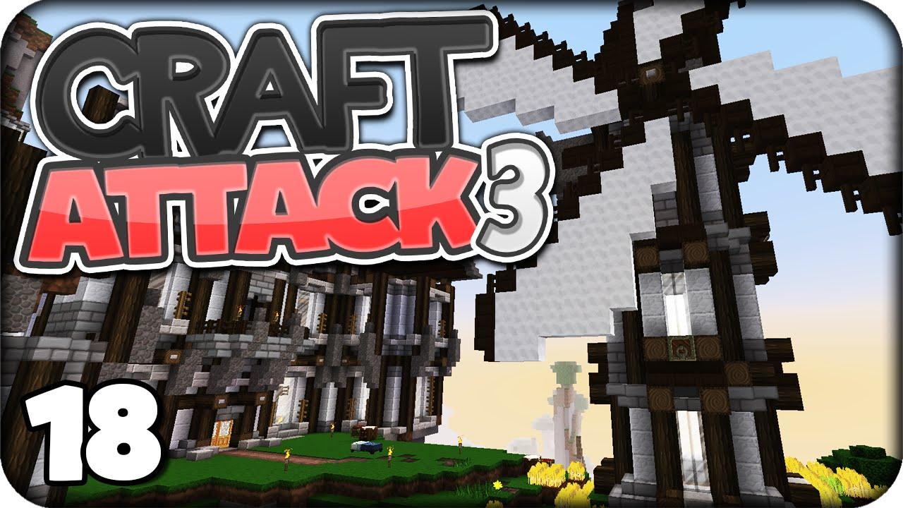 minecraft craft attack s3 18 zinus