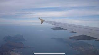 [HD] ✈ MONARCH AIRLINES ✈ Airbus A321-231 ✈ Hard Landing Palma (Majorca) ✈ LEPA ✈ 12/06/2016