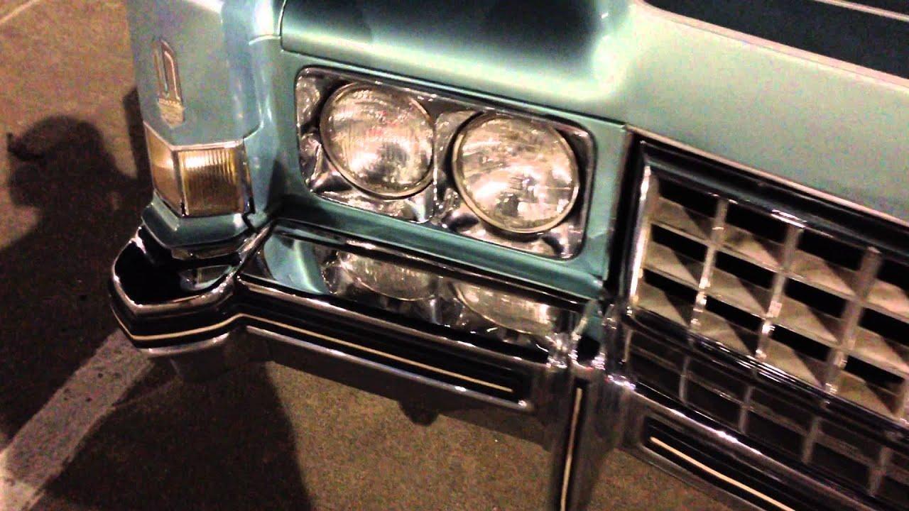 1973 Cadillac Eldorado At Kemah, TX Home Depot 20