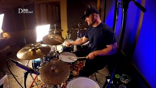 """Bibia Be Ye Ye - Ed Sheeran """"John Cena"""" On Drums ⚫⚫⚫"""