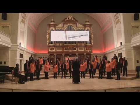 UJ Choir - I Am The Voice Of Africa