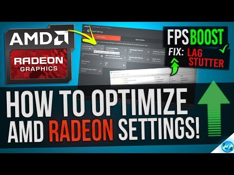🔧 How to Optimize AMD Settings For GAMING & Performance The Ultimate GUIDE