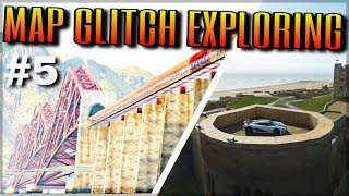 THE FINAL 4 MAP GLITCHES | Forza Horizon 4 | Exploring the last parts of the map