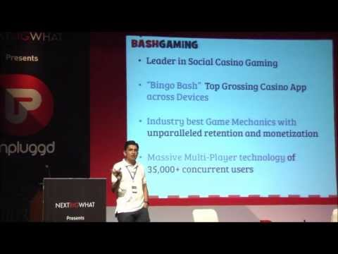 From 0 to $55 Mn in 18 Experiments: The Bash Gaming Journey by co-founder Lalit Patel