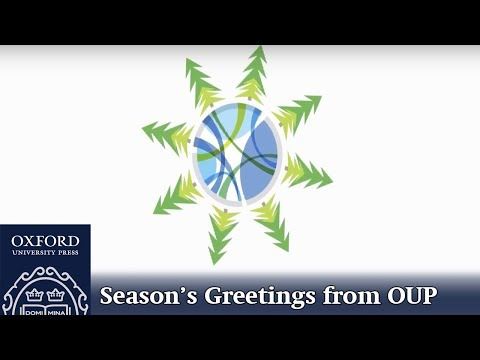 Season's Greetings from Oxford University Press
