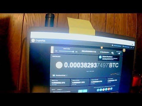 CryptoTab Browser Sat Counting