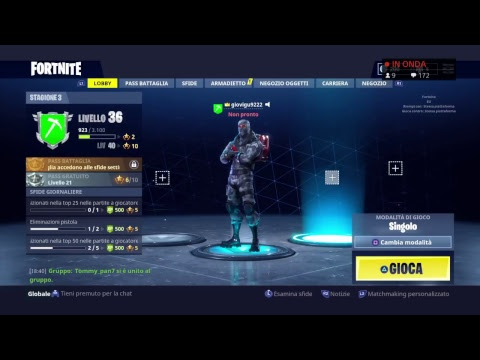 come fare matchmaking personalizzato su fortnite