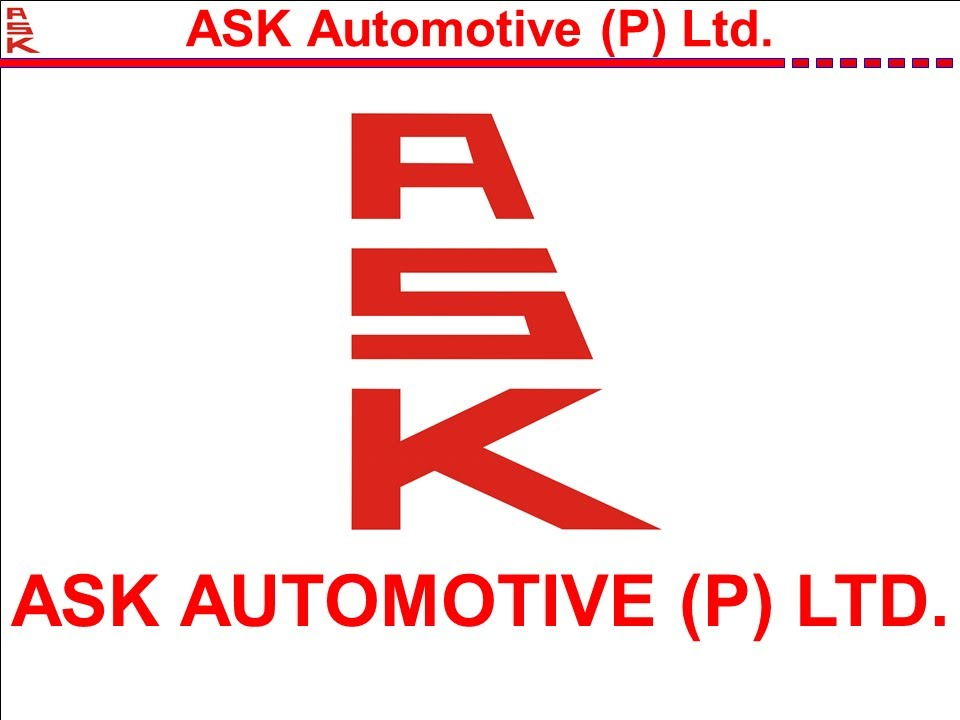 Ask Automotive - Automobile Friction Products - Manufacturer & Supplier