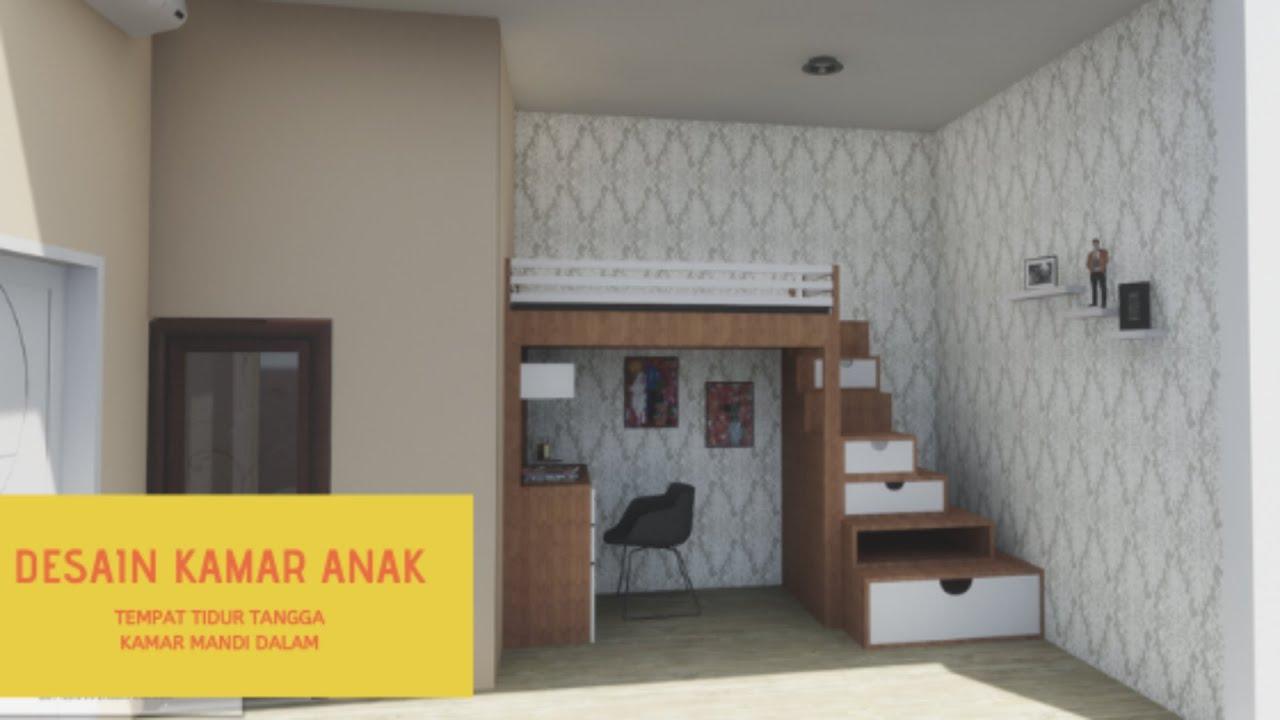 Desain Kamar Tidur Ukuran 3x4 Kamar Mandi Dalam Rumah Joglo Limasan Work
