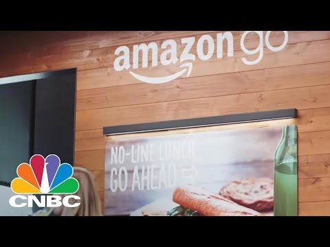 Why Amazon Go Is Being Called The Next Big Job Killer | Tech Bet | CNBC