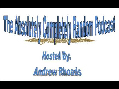 Absolutely Completely Random Podcast 10/15/16