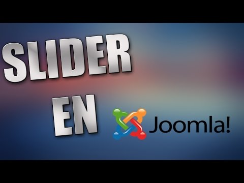 PLUGIN - SLIDER EN JOOMLA 3.x