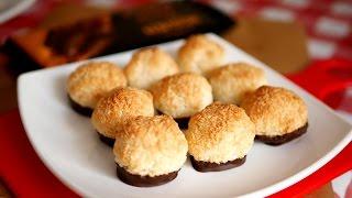 Печенье БЕЗ МУКИ. Очень быстро и просто. Печенье из 3 ингредиентов