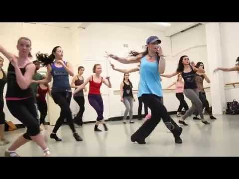 BRAZILIAN SAMBA Dance Classes With Monika Molnar