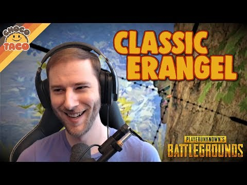 Some Classic Erangel Action - chocoTaco PUBG Gameplay
