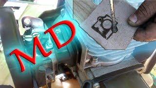Прокладка для карбюратора бензокосы