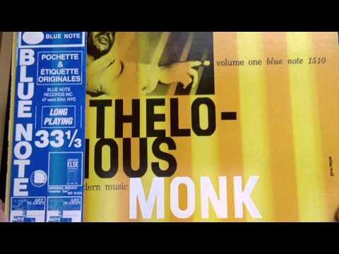 VC #3 Thelonious Monk Genius of Modern Music vol 1