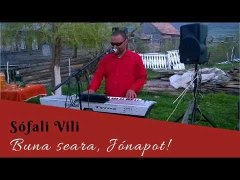 Sófalvi Vili - Buna seara, jó napot 2017