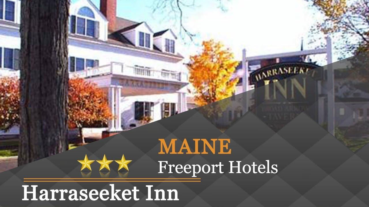 Harraseeket Inn Freeport Hotels Maine