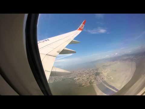 Despegue Vuelo GOL G3 7690 FLN Florianópolis Santa Catalina Brasil