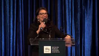 Gambar cover Voice of Empowerment: Rep. Rashida Tlaib | MPAC Convention
