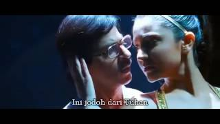 SRK   Anushka Sharma   Dancing Jodi  Rab Ne Bana Di Jodi  with Lyrics Indo 360p