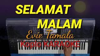 SELAMAT MALAM - Evie Tamala koplo KARAOKE Dangdut Time cover YAMAHA PSR S970