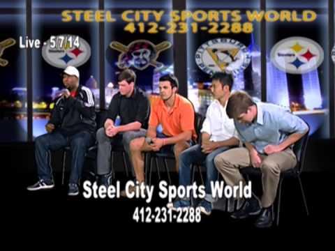 Steel City Sports World   NFL Draft CMU Baseball Dorian Johnson   5 7 14