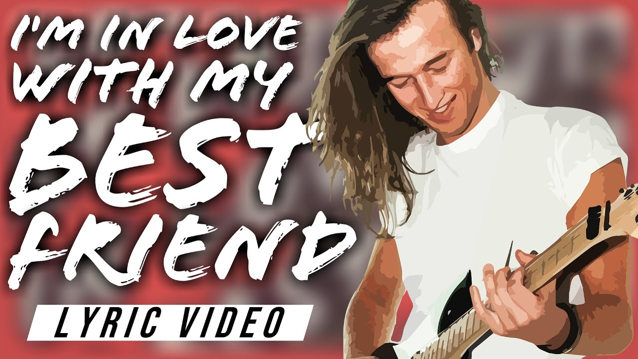 Baggio - I'm In Love With My Best Friend (Lyric Video)