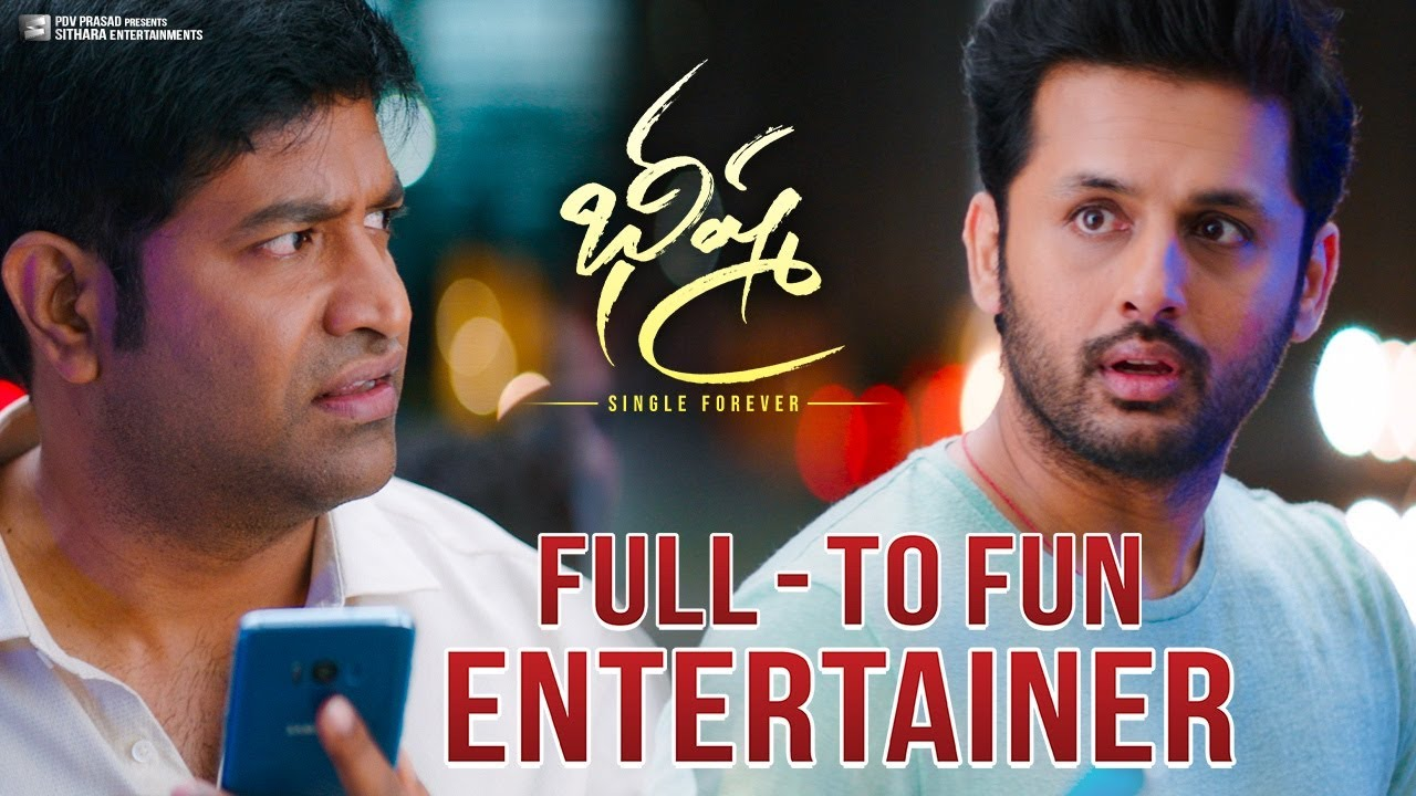 Bheeshma Full To Fun Entertainer Promo Nithiin Rashmika Venky Kudumula Youtube