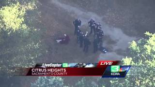 Suspect, 87, in custody after Citrus Heights standoff