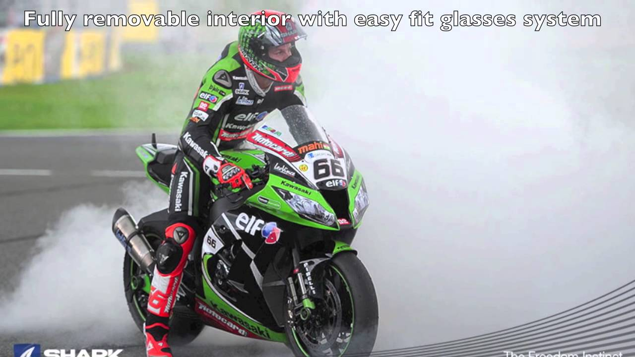new shark speed r tom sykes replica helmet youtube. Black Bedroom Furniture Sets. Home Design Ideas