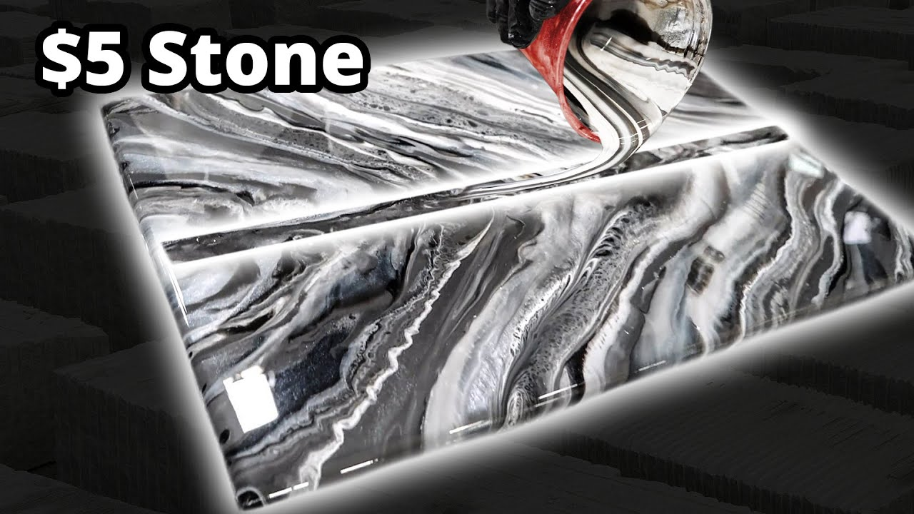 Download Make Lightweight Stone on a Tight Budget   Stone Coat Epoxy