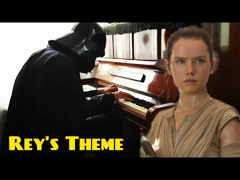 Rey's Theme - Star Wars: The Force Awakens - Played By Darth Vader