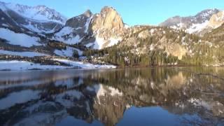 Springtime in the High Sierra: Fishing at Horton Lake
