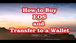 how to buy eos via gateio and transfer to exodus wallet