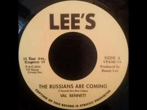Val Bennett - The Russians Are Coming + Derrick Morgan - The Great Musical Battle